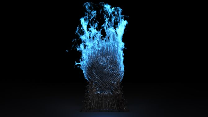 blue fire simulation tutorial vfx 3ds max