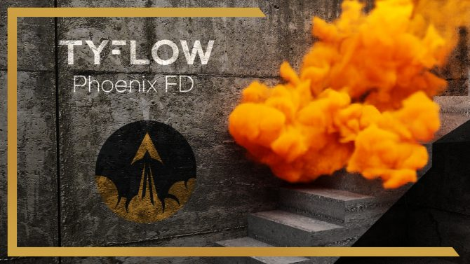 tyflow physx vfx tutorial