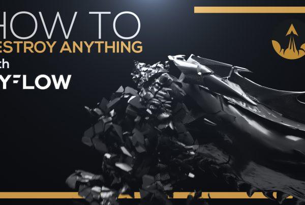 tyflow destruction tutorial