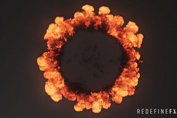 #20 Fire Ring Shockwave