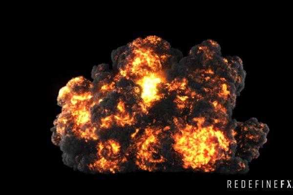 #24 Gas Explosion