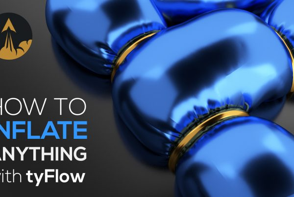 tyflow inflation tutorial